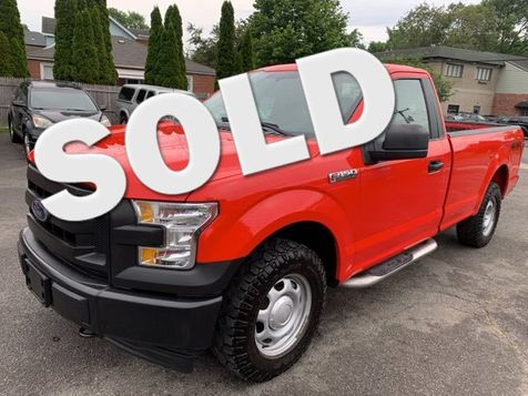 2017 Ford F-150 XL 8 Ft bed in West Springfield, MA