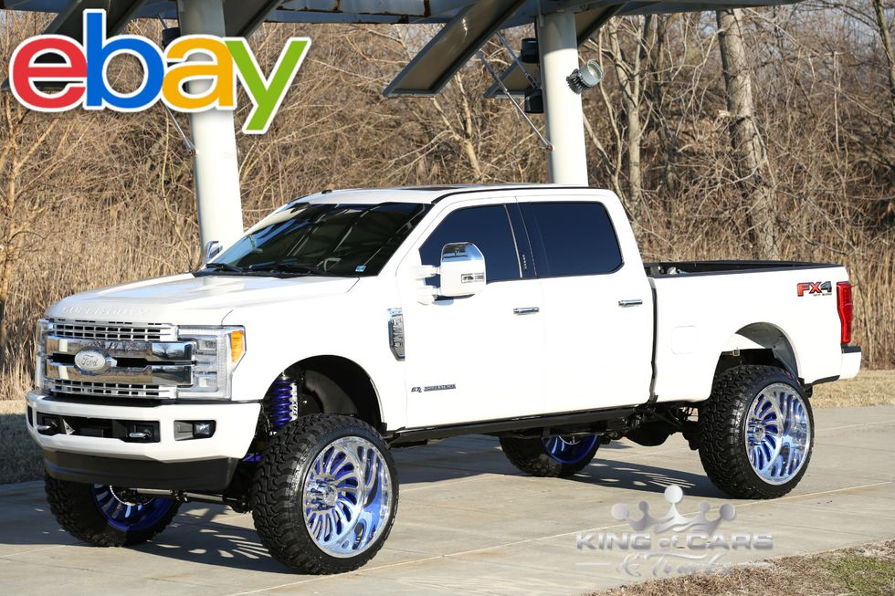 2017 F250 Lifted >> 2017 Ford F 250 4x4 6 7 Diesel Lifted Custom 26 American Force 37
