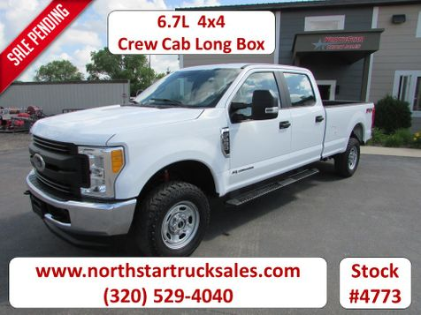 2017 Ford F-250 4x4 Crew Cab Long Box Pickup  in St Cloud, MN