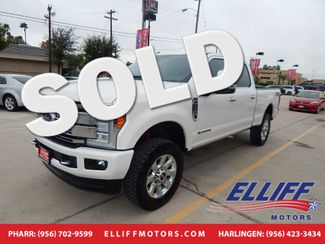 2017 Ford Super Duty F-250 Platinum in Harlingen TX, 78550