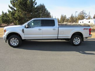 2017 Ford F-250 Crew Platinum 4x4 ONLY 3680 Miles! LIKE NEW! Bend, Oregon 1