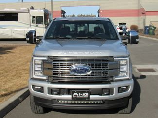 2017 Ford F-250 Crew Platinum 4x4 ONLY 3680 Miles! LIKE NEW! Bend, Oregon 4