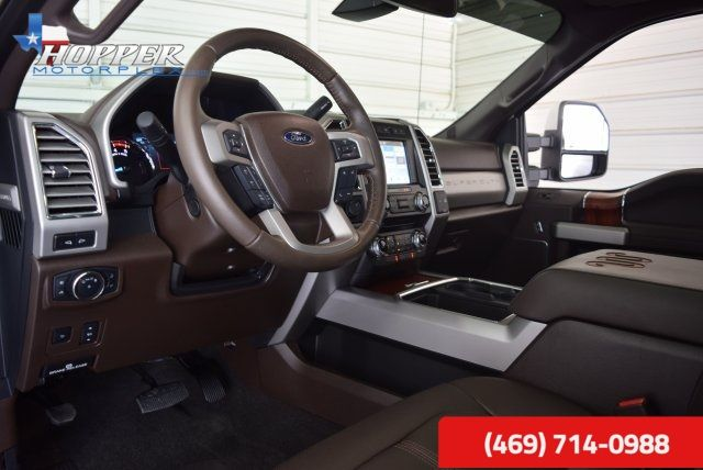 2017 Ford F-250SD King Ranch 8 INCH FTS FULL THROTTLE SUSPENSION... in McKinney, Texas 75070
