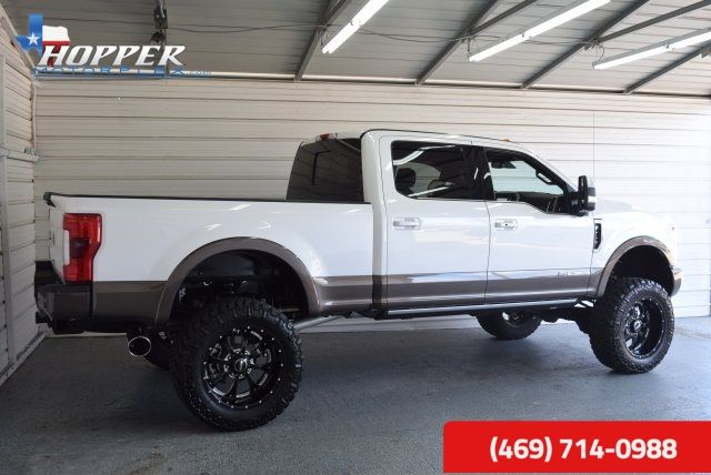2017 Ford F-250SD King Ranch 8 INCH FTS FULL THROTTLE SUSPENSION!... in McKinney Texas, 75070