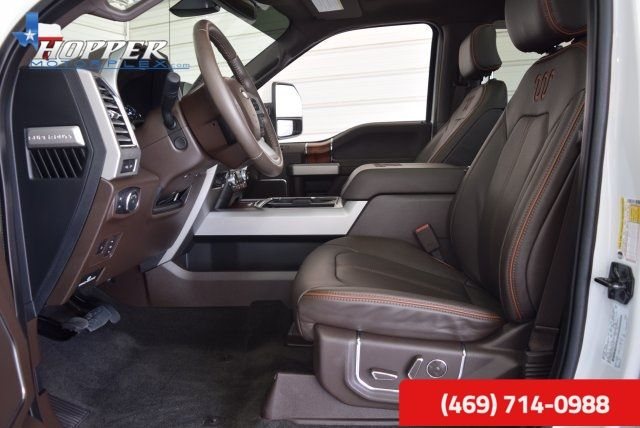 2017 Ford F-250SD King Ranch 8 INCH FTS FULL THROTTLE SUSPENSION... in McKinney Texas, 75070