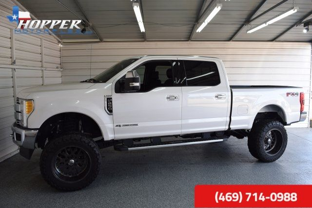 2017 Ford F-250SD Lariat LIFTED HLL in McKinney Texas, 75070