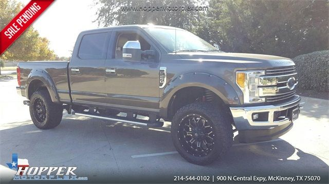 2017 Ford F-250SD Lariat in McKinney Texas, 75070