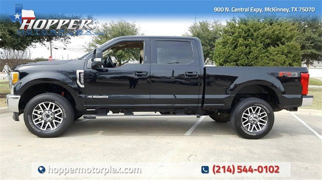 2017 Ford F-250SD Lariat FX4 in McKinney, Texas 75070