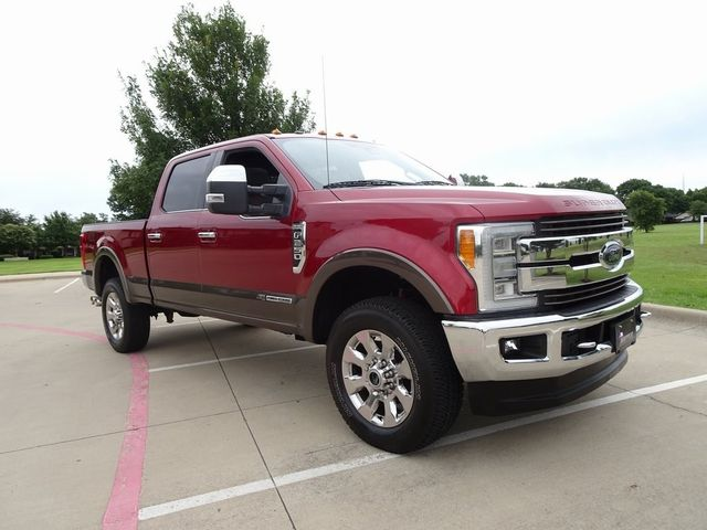 2017 Ford F-250SD King Ranch