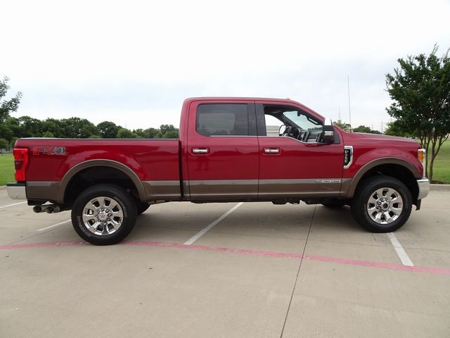 2017 Ford F-250SD King Ranch in McKinney, Texas 75070