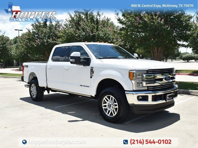 2017 Ford F-250SD Lariat Ultimate