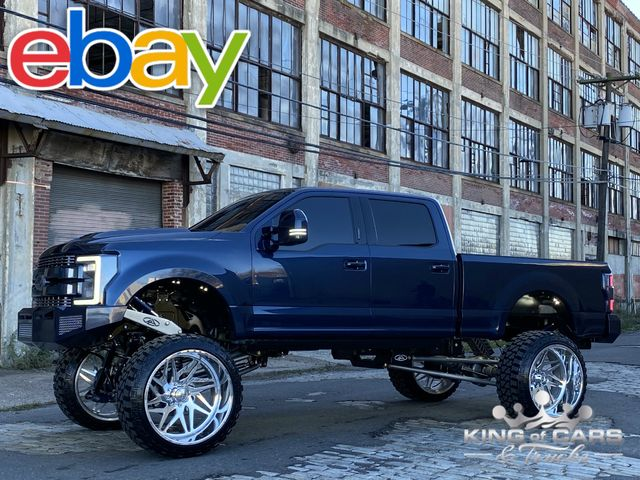 2017 Ford F-350 6.7 Diesel Any-Level Lift show truck Wow must see 4K Miles