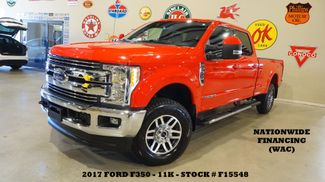 2017 Ford F-350 SRW Lariat 4X4 DIESEL,NAV.BACK-UP,HTD/COOL LTH,11K in Carrollton, TX 75006