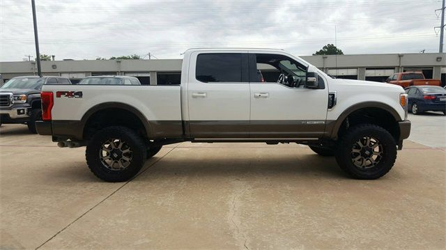 2017 Ford F-350SD King Ranch LIFTED W/ CUSTOM WHEELS AND TIRES in McKinney Texas, 75070