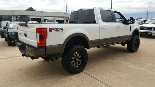 2017 Ford F-350SD King Ranch in McKinney Texas, 75070