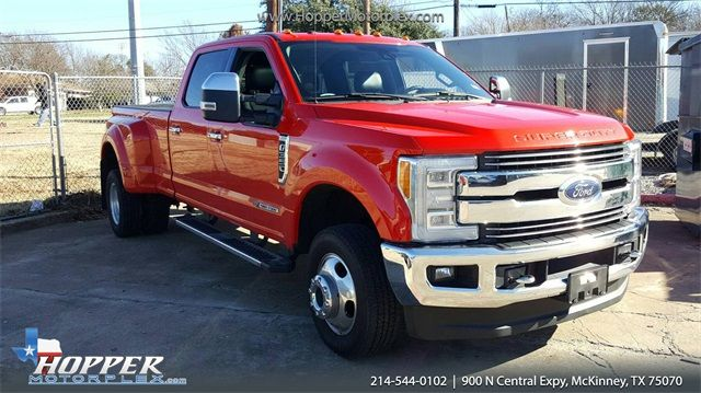 2017 Ford F-350SD Lariat DRW in McKinney, Texas 75070