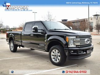 2017 Ford F-350SD Platinum in McKinney, Texas 75070