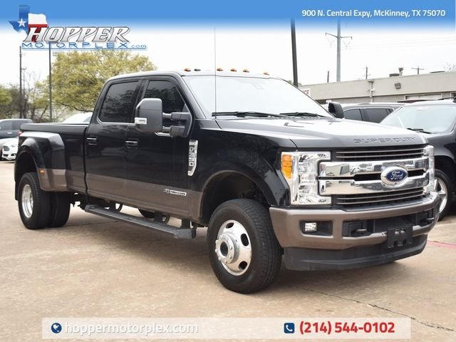 2017 Ford F-350SD King Ranch DRW