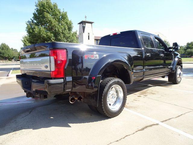 2017 Ford F-450SD Platinum DRW in McKinney, Texas 75070