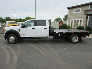 2017 Ford F-550 4x4 Crew-Cab Flatbed   St Cloud MN  NorthStar Truck Sales  in St Cloud, MN