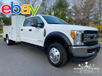 2017 Ford F-550 Diesel Drw READING UTILITY XLT in Woodbury, New Jersey 08093