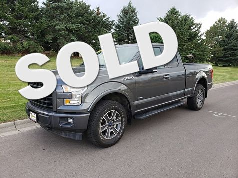 2017 Ford F150 4WD SuperCab XLT in Great Falls, MT