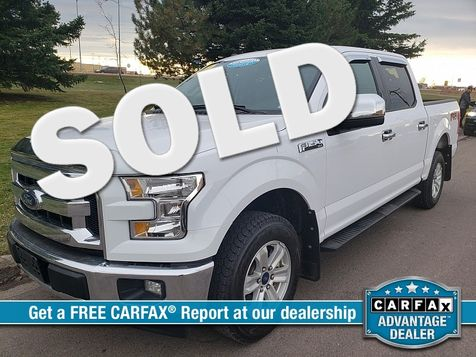 2017 Ford F150 4WD SuperCrew XLT 5 1/2 in Great Falls, MT
