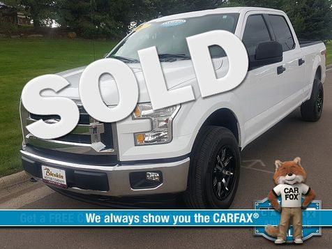2017 Ford F150 4WD SuperCrew XL 5 1/2 in Great Falls, MT