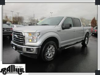 2017 Ford F150 XLT XTR 3.5L ECO S/Crew 4WD in Burlington, WA 98233