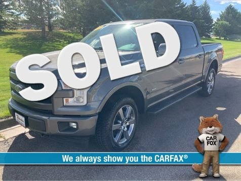 2017 Ford F150 Lariat in Great Falls, MT