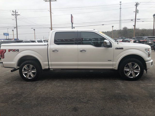 2017 Ford F150 Platinum in Marble Falls, TX 78654