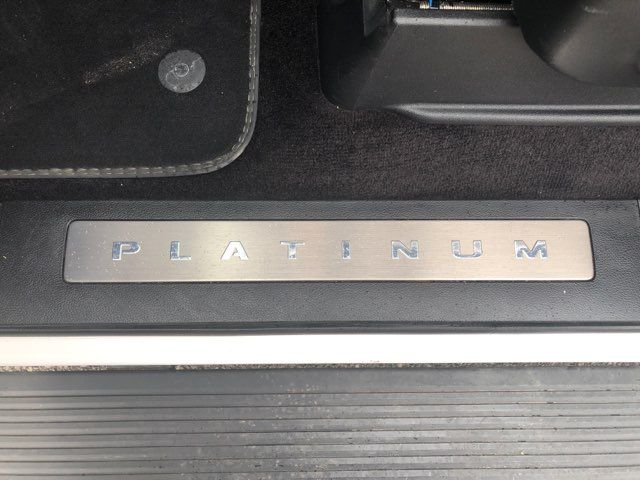 2017 Ford F150 Platinum 4WD in Marble Falls, TX 78654