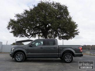2017 Ford F150 Crew Cab XLT EcoBoost in San Antonio Texas, 78217