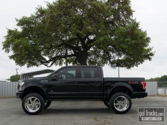 2017 Ford F150 Crew Cab XLT FX4 EcoBoost 4X4 in San Antonio Texas, 78217