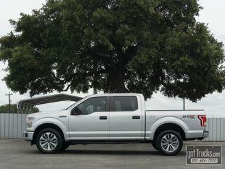2017 Ford F150 Crew Cab XL EcoBoost 4X4 in San Antonio Texas, 78217