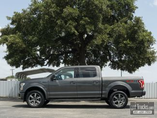 2017 Ford F150 Crew Cab XLT FX4 5.0L V8 4X4 in San Antonio Texas, 78217