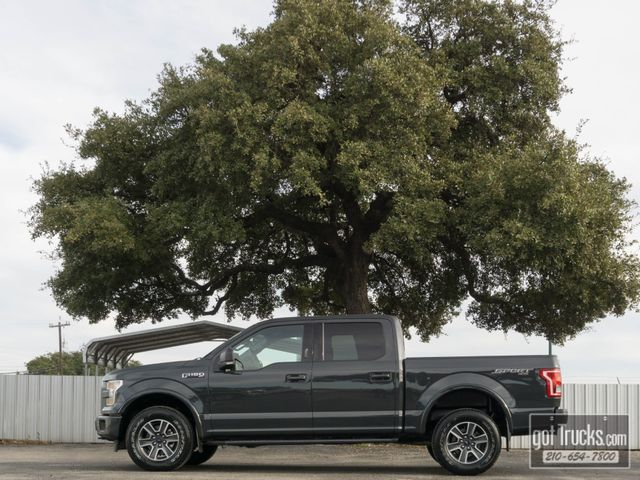 2017 Ford F150 Crew Cab XLT 5.0L V8 4X4 in San Antonio, Texas 78217
