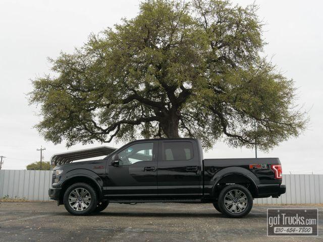 2017 Ford F150 Crew Cab XLT FX4 V8 4X4