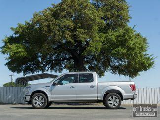 2017 Ford F150 Crew Cab Platinum 5.0L V8 in San Antonio, Texas 78217