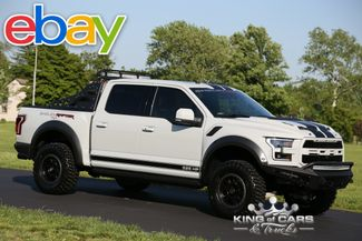 2017 Ford F150 Shelby Baja RAPTOR 525HP 1K MILES AVALANCHE GRAY 4X4 rare in Woodbury New Jersey, 08096