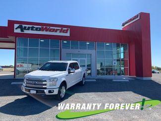 2017 Ford F150 Platinum in Uvalde, TX 78801