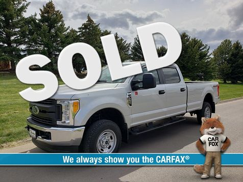 2017 Ford F250 4WD Crew Cab XL in Great Falls, MT