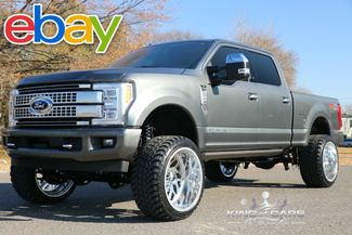 2017 Ford F250 Crew Platinum 6.7L DIESEL 7K MILES LIFTED MAGNETIC GRAY ALL OPTIONS in Woodbury, New Jersey 08096