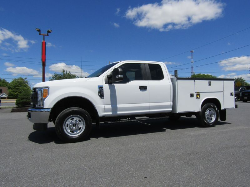 2017 Ford F250 Extended Cab Utility 4x4 in Ephrata PA