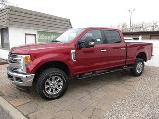 2017 Ford Super Duty F-250 Crew Cab Lariat 4WD in Fort Collins, CO 80524