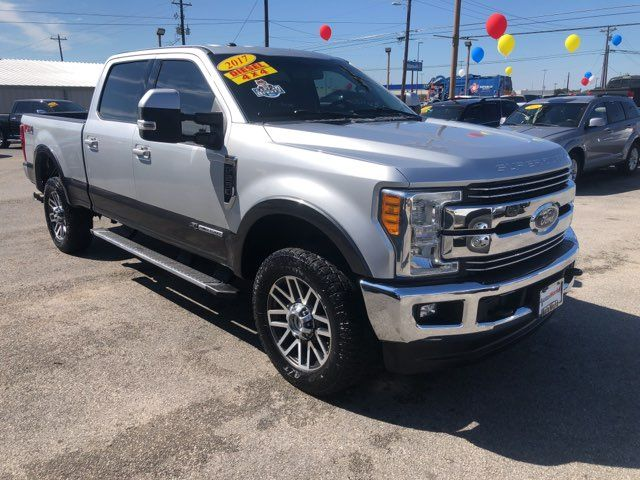 2017 Ford Super Duty F-250 Pickup Lariat 4X4 in Marble Falls TX, 78654