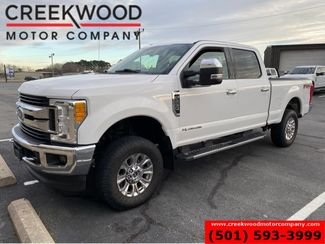 2017 Ford Super Duty F-250 XLT 4x4 Power Stroke Diesel White New Tires 1Owner in Searcy, AR 72143
