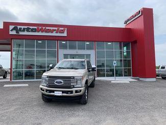 2017 Ford F250SD Platinum in Uvalde, TX 78801