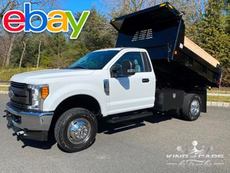 2017 Ford F350 4x4 6.2l V8 MASON DUMP ONLY 19K MILES LIKE NEW 1-OWNER in Woodbury, New Jersey 08093