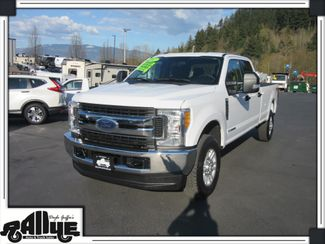 2017 Ford F350 XLT C/Cab 4WD 6.7L Diesel in Burlington, WA 98233